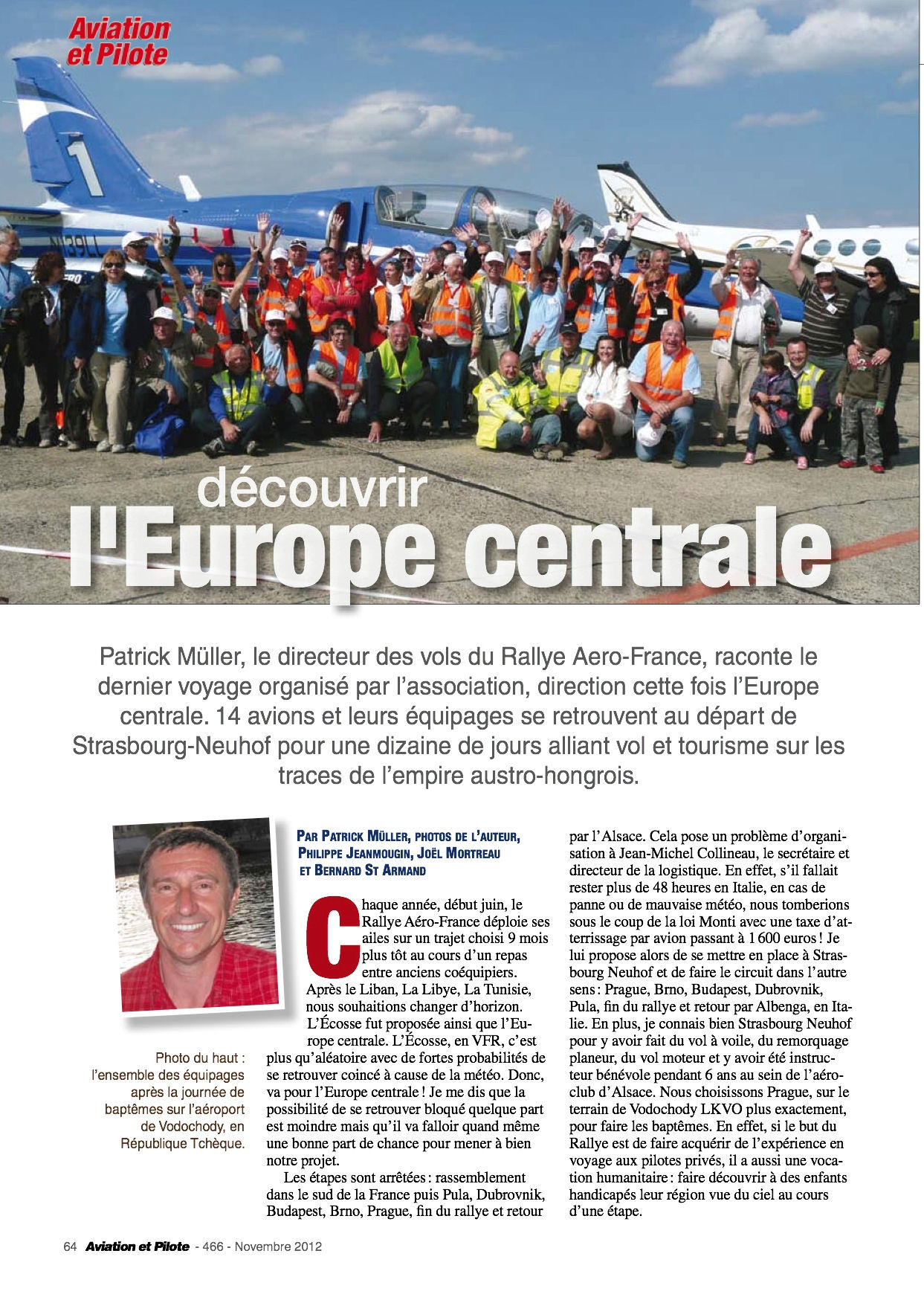 Aviation et Pilote page 1